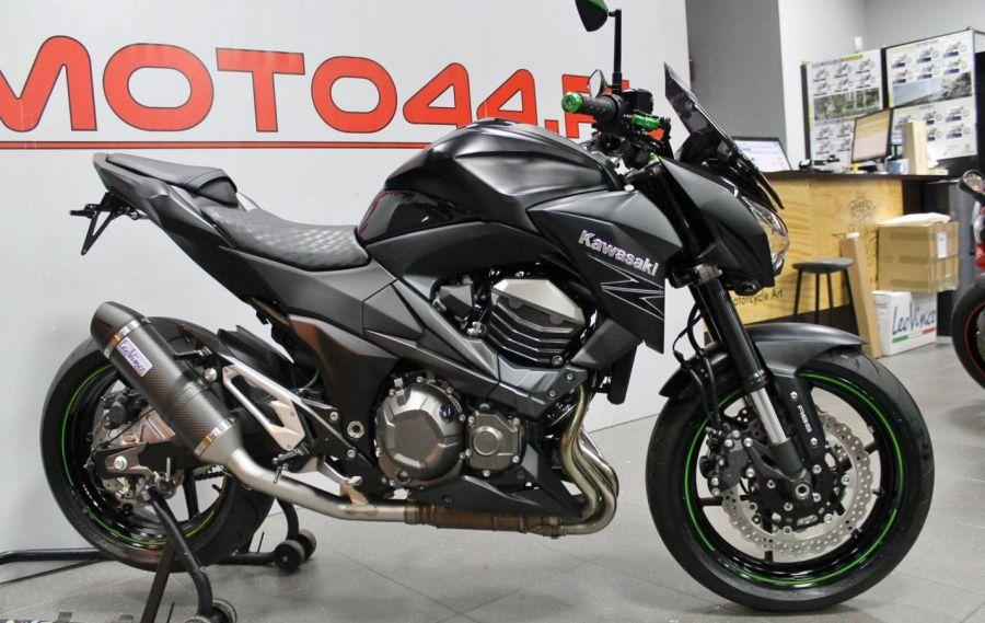 Moto44 Kawasaki Z 800 Abs Wersja 113 Km Wydech Leo Vince Bogate